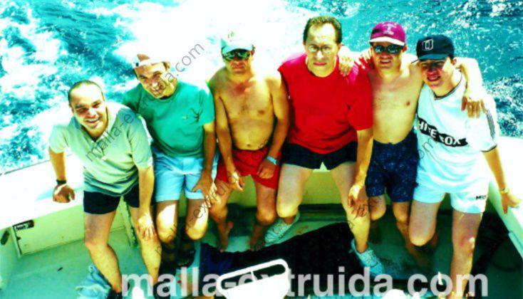 Premio gerentes de mallas Tenax en 2000