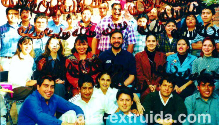 Equipo de Personas de Mallas Tenax en Guadalajara: 1998